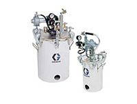 Graco 5 & 10 and 15 Gallon Pressure Tanks