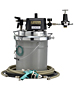 Binks DVP Diaphragm Pump Pail Mounted HVLP
